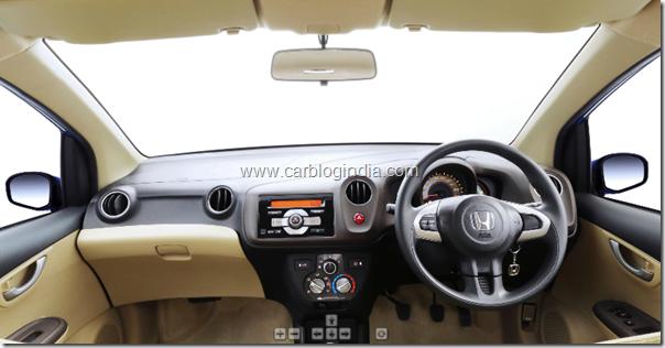 Honda-Brio-India-Front-Console