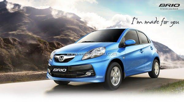 Honda Brio India Images (2)