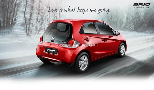 Honda Brio India Images (3)