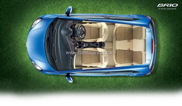 Honda Brio India Images (5)