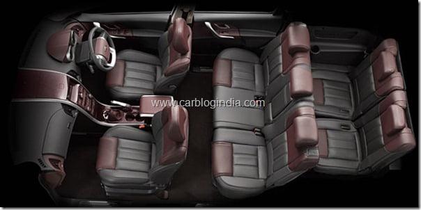 Honda Brio Interiors