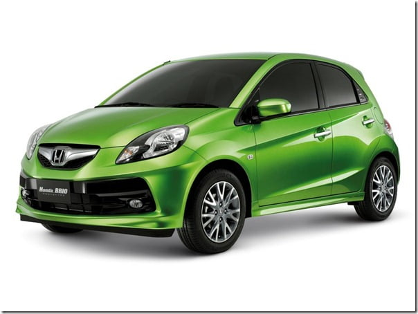 Honda Brio Base Variant Will Drop Airbags For A Light Price Tag