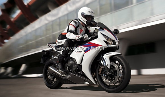 Honda CBR1000RR Fireblade 2012 New Model (1)