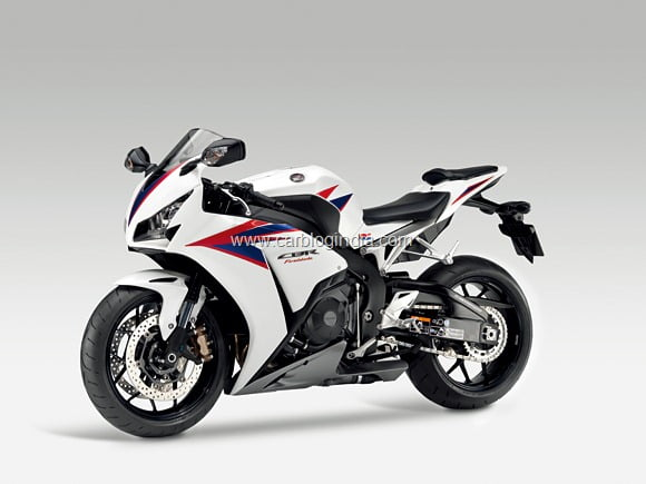 Honda CBR1000RR Fireblade 2012 New Model (4)