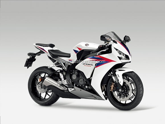 Honda CBR1000RR Fireblade 2012 New Model (5)