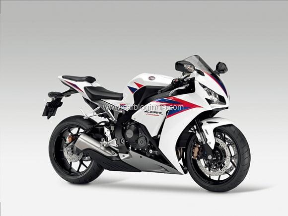 Honda CBR1000RR Fireblade 2012 New Model (5)
