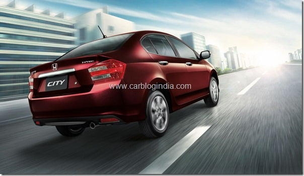 Honda-city-2011-rear