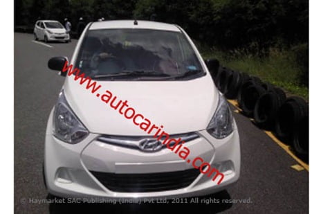 Hyundai Eon 2011 800 CC Small Car (1)