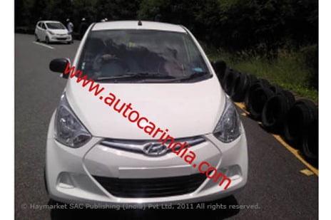 Hyundai Eon 2011 800 CC Small Car (1)
