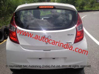 Hyundai Eon 2011 800 CC Small Car (4)