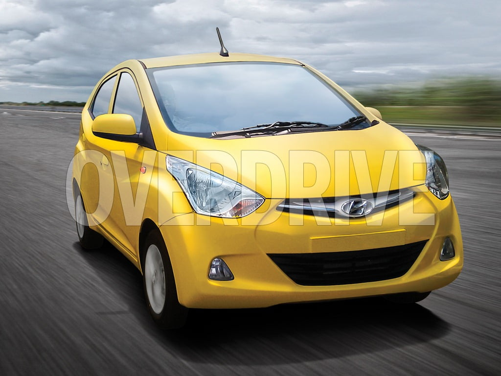 Hyundai Eon Pictures Specifications Features Variants