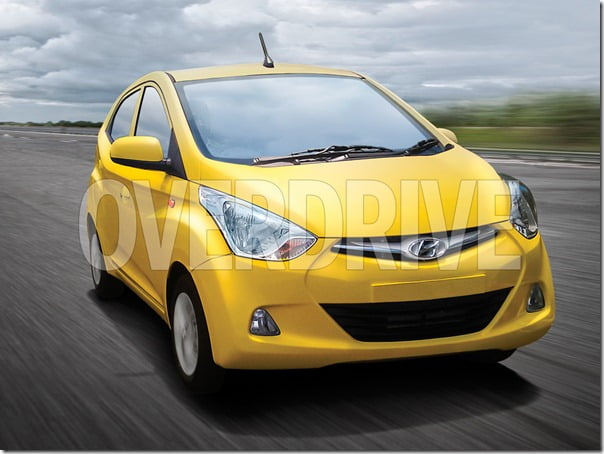 Hyundai Eon Official Studio Shots (1)