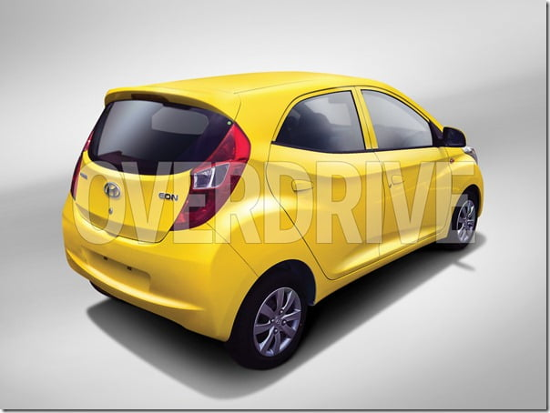 Hyundai Eon Official Studio Shots (2)