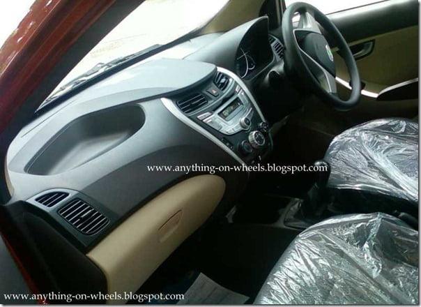 Hyundai Eon Spy Pciture (2)