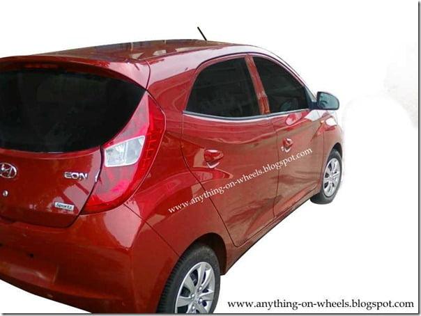 Hyundai Eon Spy Pciture (3)