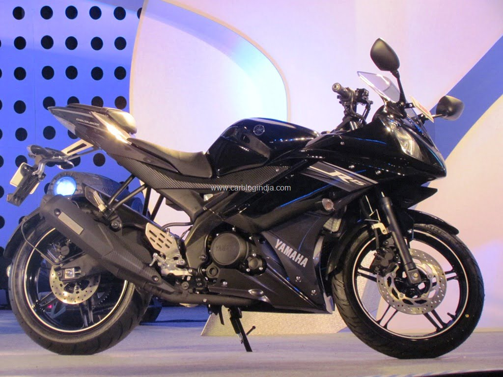 Yamaha R Version  New Colours