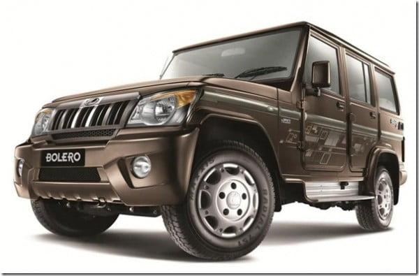 Mahindra Bolero SUV