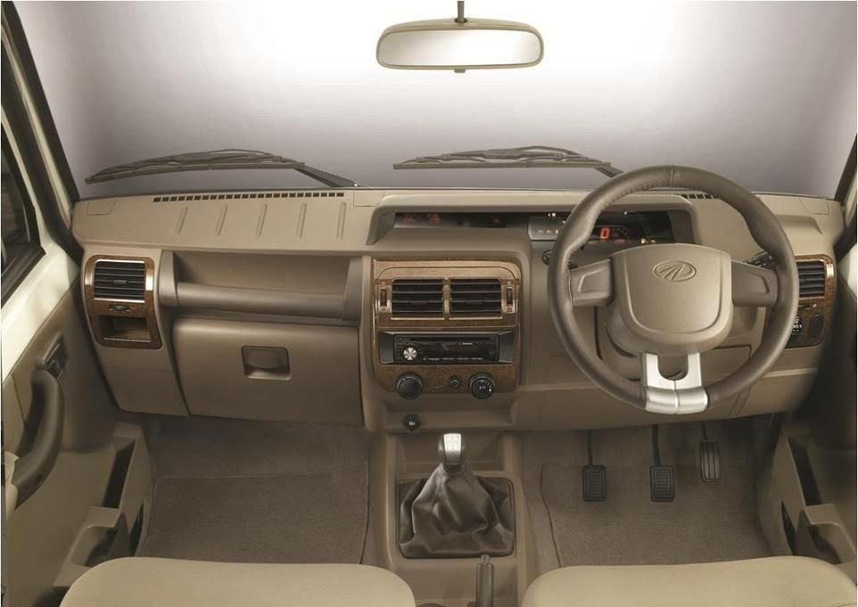 Mahindra Bolero 2011 New Model Detailed Price Amp Features List