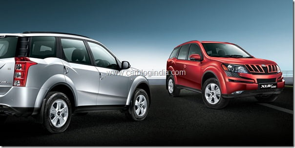 Mahindra XUV500 Official Pictures (6)