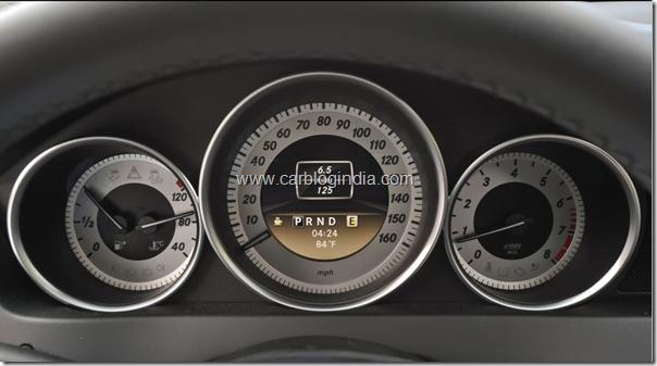 Mercedes Benz C Class 2012 (10)