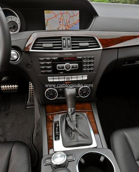 Mercedes Benz C Class 2012 (11)