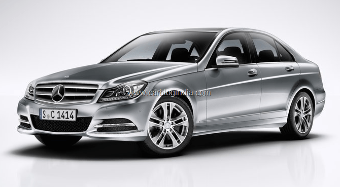 Mercedes Benz C Class 2012 Official Price In India Specs