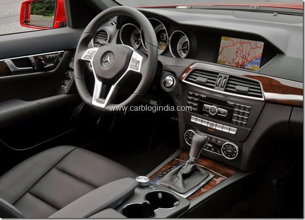 Mercedes Benz C Class 2012 (5)