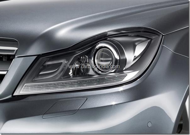 Mercedes Benz C Class 2012 (9)