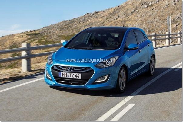 New Model Next Generation Hyundai i30 2012 (1)