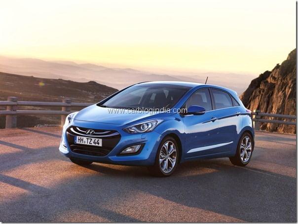 New Model Next Generation Hyundai i30 2012 (2)