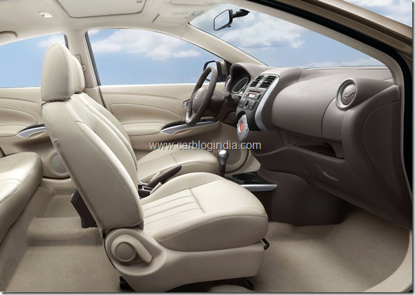 Nissan Sunny Front Seats