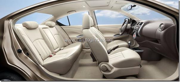 Nissan Sunny Interiors