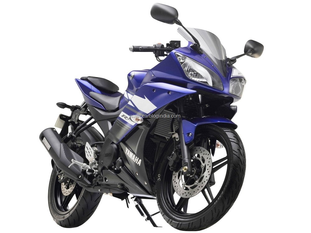 New Model Yamaha R15 2011 Launched @ Rs  1 07 Lakhs - Price