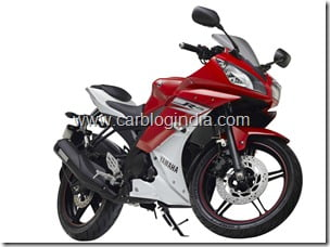 New Model Yamaha R15 2011 Launched @ Rs. 1.07 Lakhs – Price Specifications Features Details In India