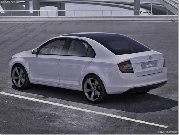 Skoda MissionL Lauretta Concept 2011 Images (4)