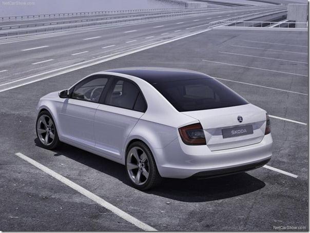 Skoda MissionL Lauretta Concept 2011 Images (5)