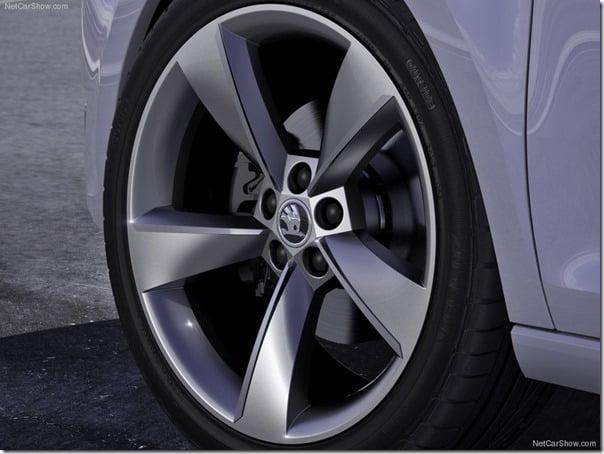 Skoda MissionL Lauretta Concept 2011 Images (7)