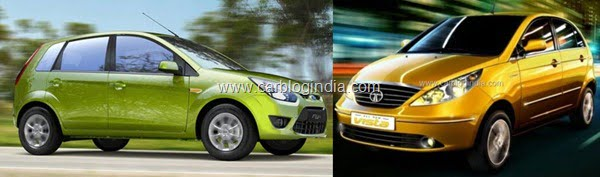 Ford Figo Diesel Vs Tata Indica Vista Diesel- Which Is Better And Why?