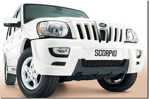 2014 Mahindra Scorpio SUV