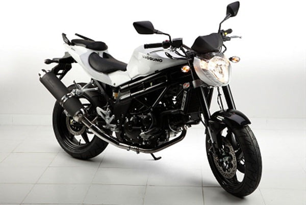 Hyosung GT650N Naked Sports Bike