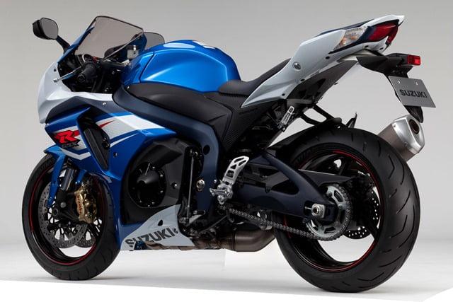 2012 Suzuki GSXR-1000 Sports Bike Unveiled - Specifications & Features