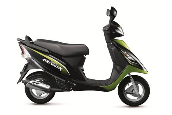 TVS Scooty Streak Facelift Model With New Features Launched– Specifications, Features and Details