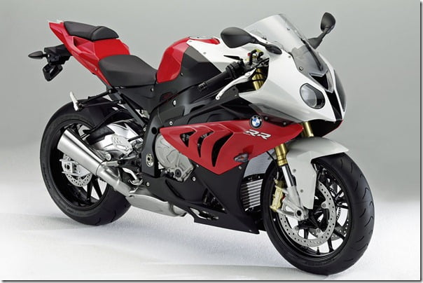 BMW S1000RR sports bike