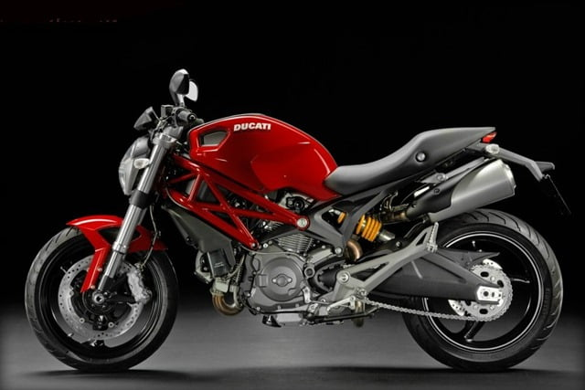Top Speed Motor Ducati Monster