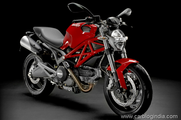 Ducati Monster 795 For India