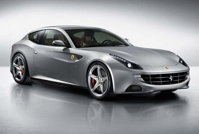 Ferrari Ff Most Powerful Ferrari Model In India Detailed