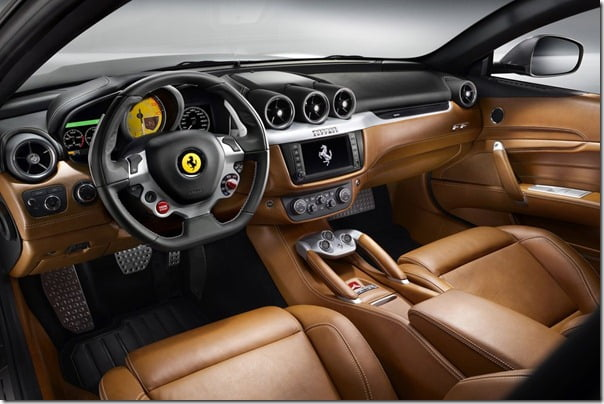 Ferrari FF- Most Powerful Ferrari Model In India– Detailed Specifications, Features and Price