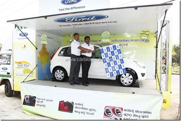 Ford Figo Bharat Yatra Concludes