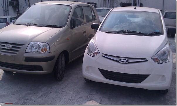 Hyundai Eon Clear Spy Shots (10)
