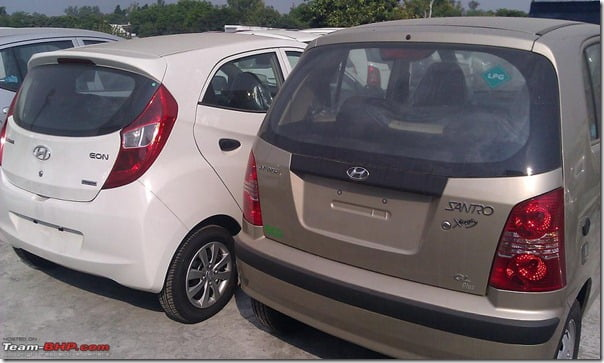 Hyundai Eon Clear Spy Shots (11)